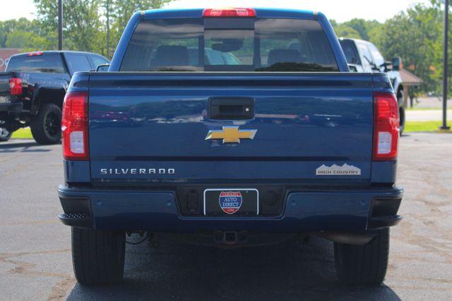 2016 Chevrolet Silverado 1500 HIGH COUNTRY PREMIUM PKG 4X4 - DRIVER ALERT PKG! Mooresville , NC 18