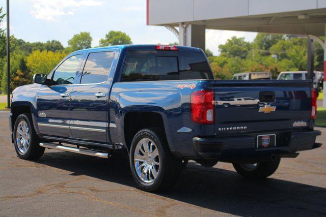 2016 Chevrolet Silverado 1500 HIGH COUNTRY PREMIUM PKG 4X4 - DRIVER ALERT PKG! Mooresville , NC 26