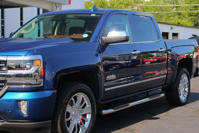 2016 Chevrolet Silverado 1500 HIGH COUNTRY PREMIUM PKG 4X4 - DRIVER ALERT PKG! Mooresville , NC 28
