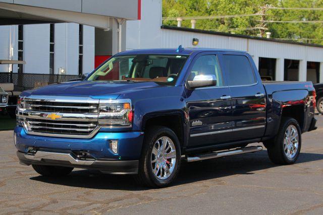 2016 Chevrolet Silverado 1500 HIGH COUNTRY PREMIUM PKG 4X4 - DRIVER ALERT PKG! Mooresville , NC 24