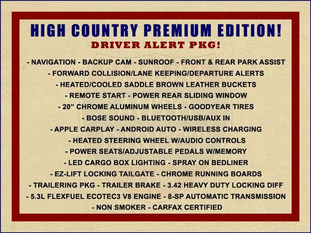 2016 Chevrolet Silverado 1500 HIGH COUNTRY PREMIUM PKG 4X4 - DRIVER ALERT PKG! Mooresville , NC 1