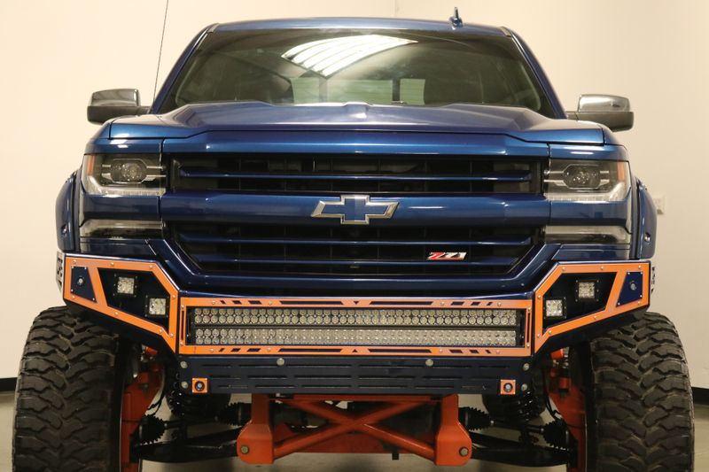 2016 Chevrolet Silverado 1500 High Country 2020 SEMA Build  city NC  The Group NC  in Mansfield, NC