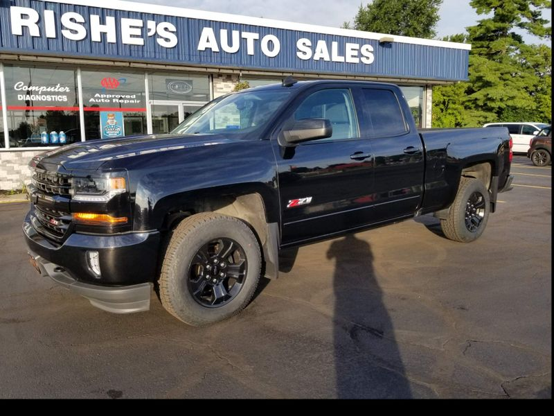 2016 Chevrolet Silverado 1500 2LT Midnight Edition | Rishe's Import Center in Ogdensburg NY