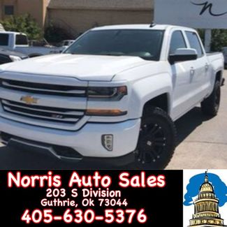 2016 Chevrolet Silverado 1500 LT in Oklahoma City OK