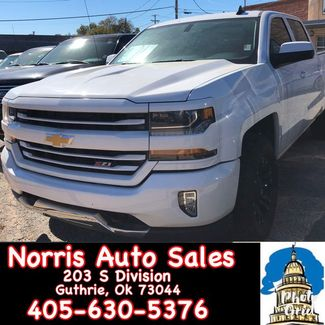2016 Chevrolet Silverado 1500 LT in Oklahoma City OK