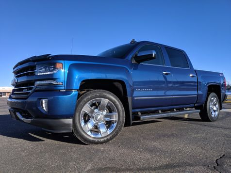 2016 Chevrolet Silverado 1500 Crew Cab 4X4 LTZ Z71 in , Colorado