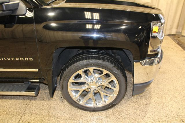2016 Chevrolet Silverado 1500 6.2L 4x4 LTZ in Roscoe IL, 61073