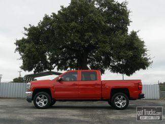 2016 Chevrolet Silverado 1500 Crew Cab LT 5.3L V8 in San Antonio Texas, 78217