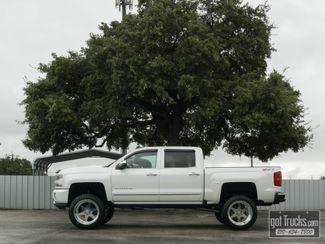 2016 Chevrolet Silverado 1500 Crew Cab LTZ Z71 5.3L V8 4X4 in San Antonio Texas, 78217