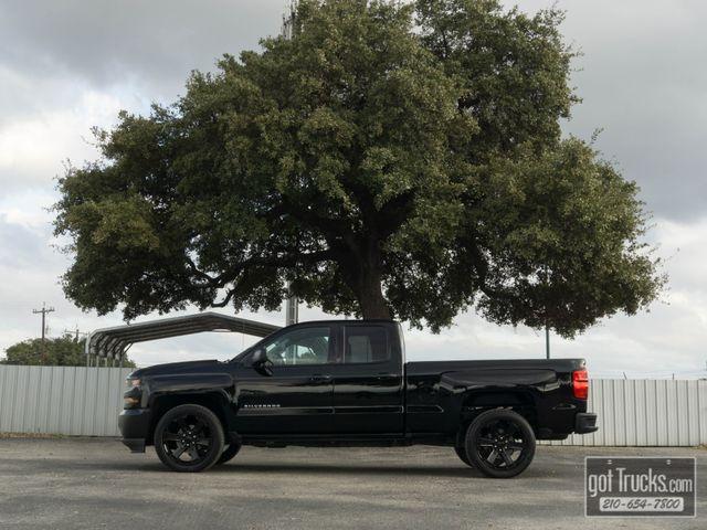 2016 Chevrolet Silverado 1500 4 Door Extended Cab Work Truck 4.3L V6
