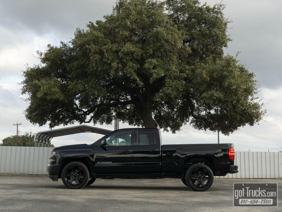 2016 Chevrolet Silverado 1500 4 Door Extended Cab Work Truck 4 3l V6