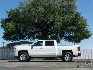 2016 Chevrolet Silverado 1500 Crew Cab LT Z71 5.3L V8 4X4 in San Antonio, Texas 78217