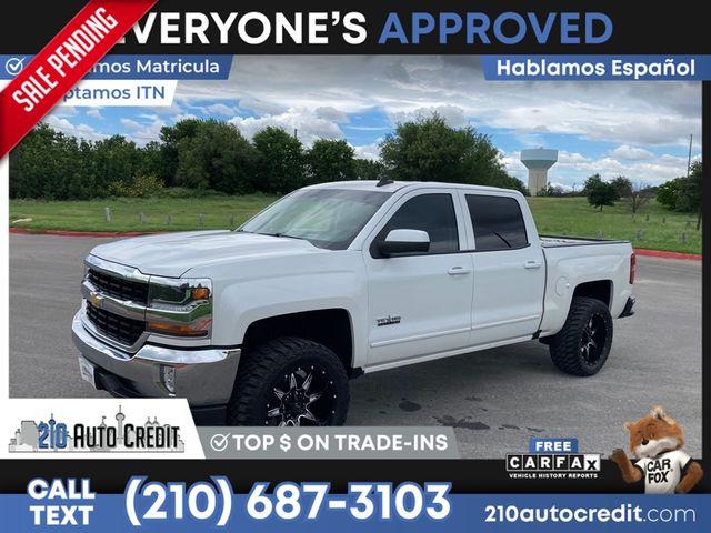 2016 Chevrolet Silverado 1500 LT in San Antonio, TX 78237