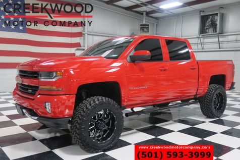 2016 Chevrolet Silverado 1500 LT Z71 Red Lifted New Tires 20s Low Miles 1 Owner in Searcy, AR