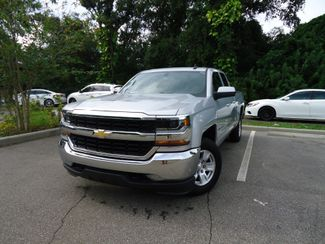 2016 Chevrolet Silverado 1500 LT 4X4 SEFFNER, Florida