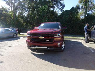 2016 Chevrolet Silverado 1500 LT 4X4 WITH Z71 SEFFNER, Florida