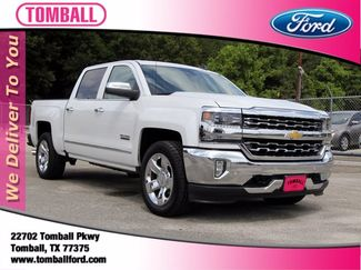 2016 Chevrolet Silverado 1500 LTZ in Tomball, TX 77375