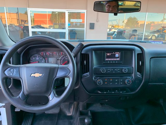 2016 Chevrolet Silverado 1500 W/T 4X4 3 MONTH/3,000 MILE NATIONAL POWERTRAIN WARRANTY Mesa, Arizona 14