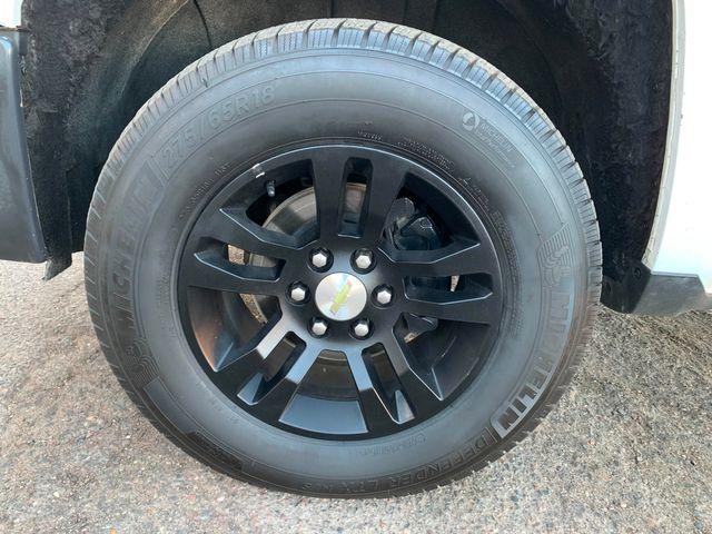 2016 Chevrolet Silverado 1500 W/T 4X4 3 MONTH/3,000 MILE NATIONAL POWERTRAIN WARRANTY Mesa, Arizona 18