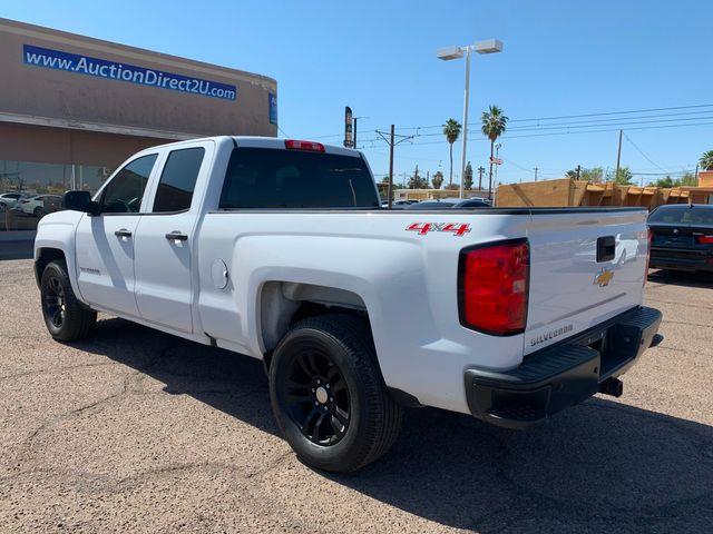 2016 Chevrolet Silverado 1500 W/T 4X4 3 MONTH/3,000 MILE NATIONAL POWERTRAIN WARRANTY Mesa, Arizona 2