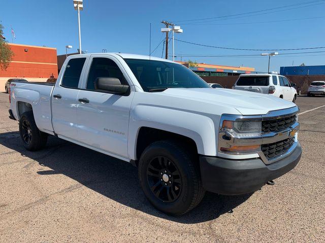 2016 Chevrolet Silverado 1500 W/T 4X4 3 MONTH/3,000 MILE NATIONAL POWERTRAIN WARRANTY Mesa, Arizona 6
