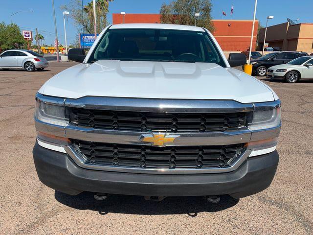 2016 Chevrolet Silverado 1500 W/T 4X4 3 MONTH/3,000 MILE NATIONAL POWERTRAIN WARRANTY Mesa, Arizona 7