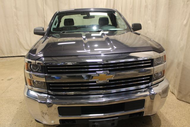 2016 Chevrolet Silverado 2500HD 4x4 Work Truck in Roscoe, IL 61073