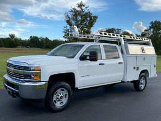 2016 Chevrolet Silverado 2500hd 6.0L GAS CREW CAB UTILITY TRUCK in Woodbury, New Jersey 08093