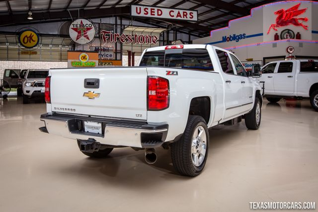 2016 Chevrolet Silverado 2500HD LTZ 4X4 in Addison Texas, 75001
