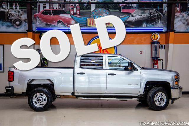 2016 Chevrolet Silverado 2500HD Work Truck 4x4