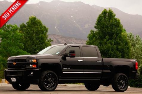 2016 Chevrolet Silverado 2500HD LTZ Z71 4x4 in , Utah