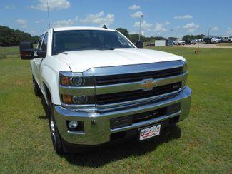 2016 Chevrolet Silverado 2500HD LT Blanchard, Oklahoma 2