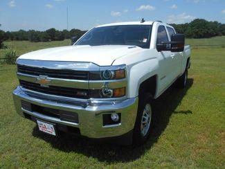 2016 Chevrolet Silverado 2500HD LT Blanchard, Oklahoma 3