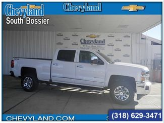 2016 Chevrolet Silverado 2500HD LTZ in Bossier City LA, 71112