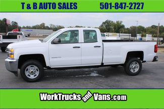 2016 Chevrolet Silverado 2500HD Work Truck in Bryant, AR 72022