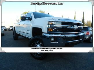 2016 Chevrolet Silverado 2500HD LTZ 4X4 in Campbell, CA 95008