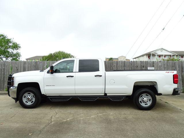 2016 Chevrolet Silverado 2500HD Work Truck Corpus Christi, Texas 4
