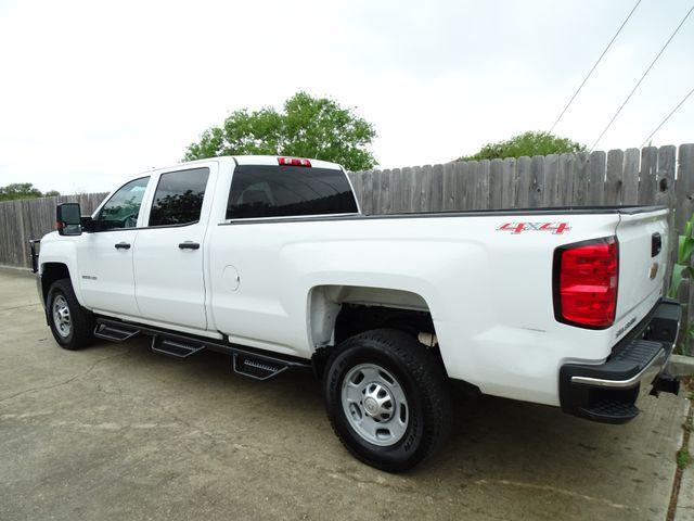 2016 Chevrolet Silverado 2500HD Work Truck Corpus Christi, Texas 2