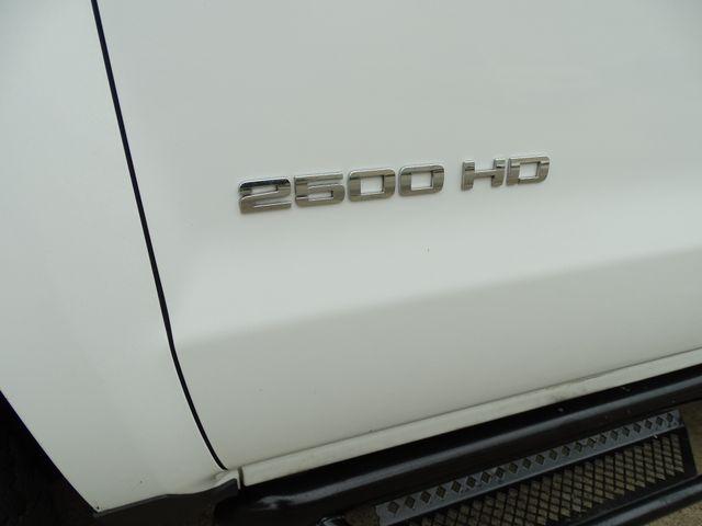 2016 Chevrolet Silverado 2500HD Work Truck Corpus Christi, Texas 9