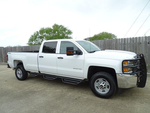 2016 Chevrolet Silverado 2500HD Work Truck Corpus Christi, Texas 1
