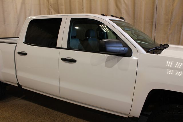 2016 Chevrolet Silverado 2500HD diesel 4x4 Work Truck in Roscoe, IL 61073