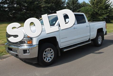 2016 Chevrolet Silverado 2500 4WD Crew Cab LTZ Longbed in Great Falls, MT