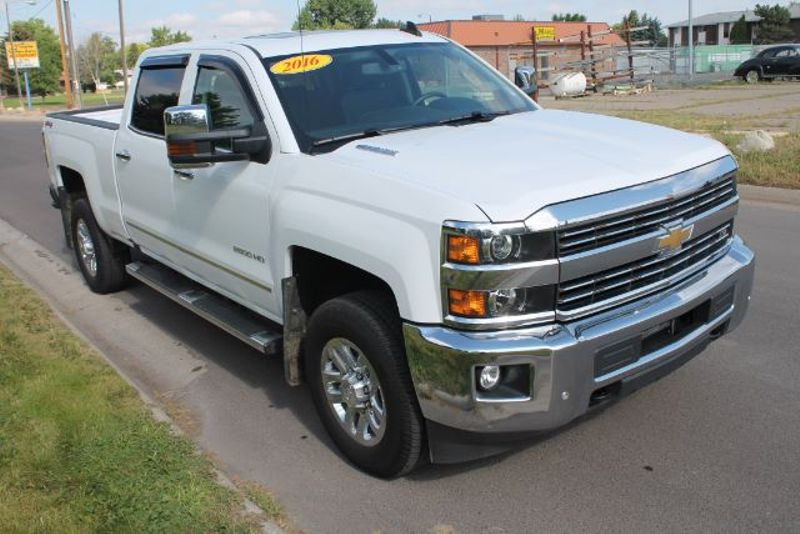 2016 Chevrolet Silverado 2500HD LTZ  city MT  Bleskin Motor Company   in Great Falls, MT