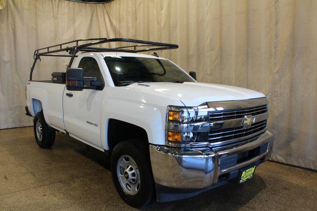 2016 Chevrolet Silverado 2500HD Long Bed Diesel Work Truck