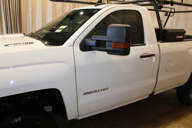 2016 Chevrolet Silverado 2500HD Long Bed Diesel Work Truck in Roscoe IL, 61073