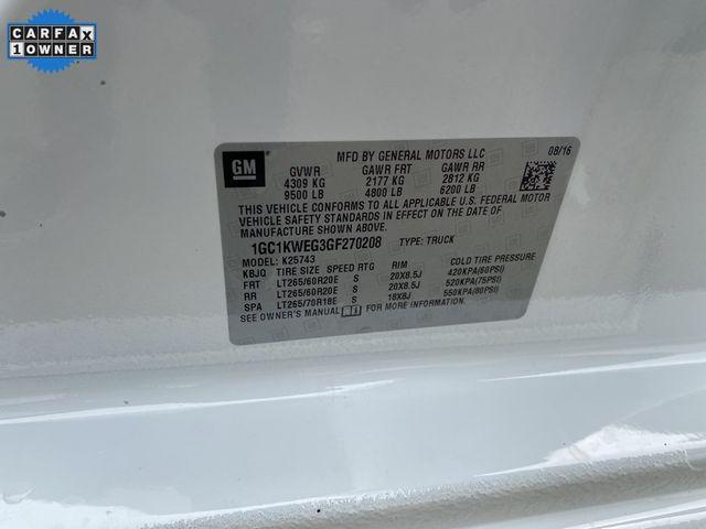 2016 Chevrolet Silverado 2500HD LTZ Madison, NC 44