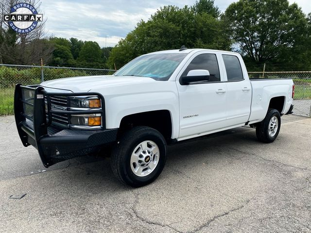 2016 Chevrolet Silverado 2500HD LT Madison, NC 5