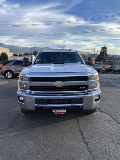 2016 Chevrolet Silverado 2500HD LT in Missoula, MT 59801