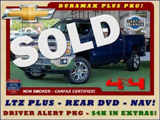 2016 Chevrolet Silverado 2500HD LTZ PLUS Crew Cab 4x4 - DRIVER ALERT - EXTRA$! Mooresville , NC