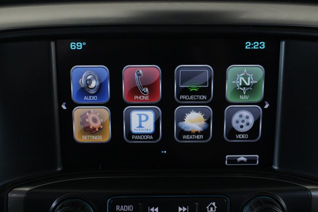 2016 Chevrolet Silverado 2500HD LTZ PLUS Crew Cab 4x4 - DRIVER ALERT - EXTRA$! Mooresville , NC 35